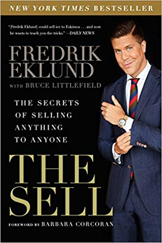 The sell: By Fredrick Eklund Book cover
